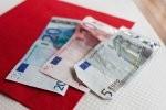 pieniądze z pożyczki