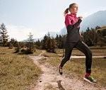 jogging, bieg